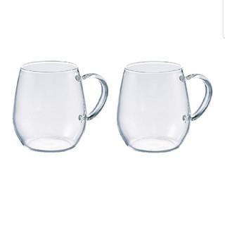 ハリオ(HARIO)のHARIO( ハリオ )  耐熱マグカップ  360ml(グラス/カップ)