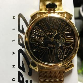 premium selection 11933 32ac3 専用 ガガミラノ 腕時計 世界限定500本
