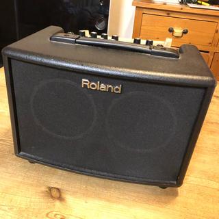 ローランド(Roland)のRoland AC-33 アコースティックアンプ(ギターアンプ)