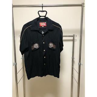 トウヨウエンタープライズ(東洋エンタープライズ)のHOUSTON 刺繍シャツ(シャツ)