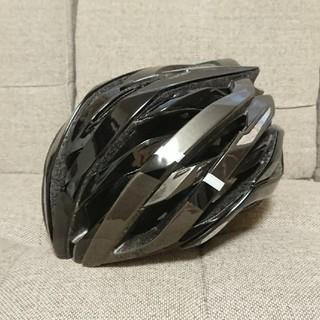 値下げ!【1回使用】OGK KOOFU WG-1 ヘルメット ブラック Lサイズ