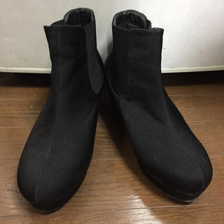 シマムラ(しまむら)のハイカット ショットブーツ(ブーツ)