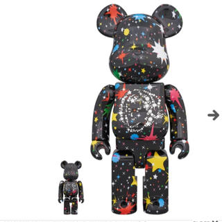 BE@RBRICK BILLIONAIREBOYS CLUB STARFIELD