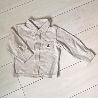 ギャップ(GAP)のギャップGAPベビー80長袖ポロシャツ(シャツ/カットソー)