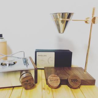 送料込み)Kovea cube用 側面板&木製ダイヤルキャップ付
