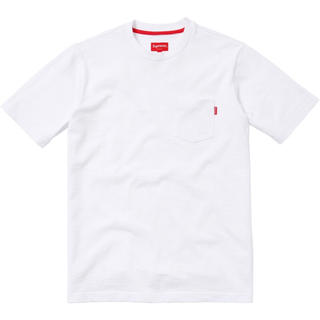 Supreme - supreme small boxlogo pocket tee シュプリーム