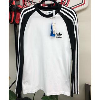 アディダス(adidas)のナイキ メンズ 長袖 ロングTシャツ 新品 Mサイズ(Tシャツ/カットソー(半袖/袖なし))
