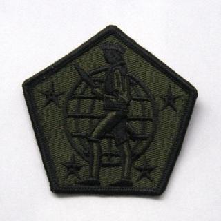 ミリタリーパッチ ミリタリーワッペン 軍用パッチ 軍用ワッペン(襟章)