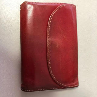 ホワイトハウスコックス(WHITEHOUSE COX)のホワイトハウスコックス三つ折り財布(折り財布)