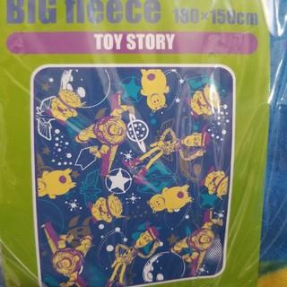 トイストーリー(トイ・ストーリー)のBIG fleece 180×150 トイストーリー  ビッグ フリース 毛布(毛布)