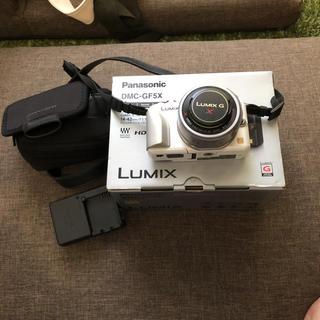 パナソニック(Panasonic)のLUMIX GMC-GF5X(ミラーレス一眼)