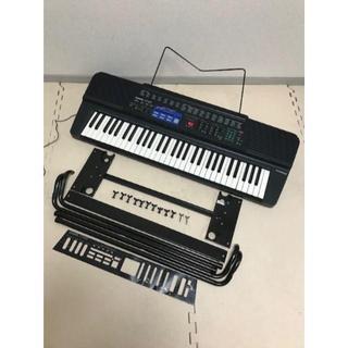 カシオ トーンバンク 61鍵盤 CT-655☆スタンド付(キーボード/シンセサイザー)