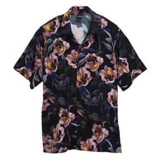 新品 未使用 BAGARCH  フローラルシャツ (シャツ)