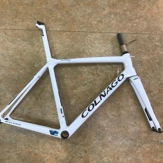 2019モデル コルナゴ V2-r カーボンフレーム ホワイト 520S(自転車本体)