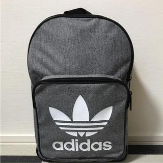 adidas - adidas アディダス レディース バックパック リュック グレー