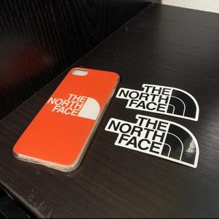ザノースフェイス(THE NORTH FACE)の★  NORTH FACE /ノースフェイス iPhone 7 ・ 8  ケース(iPhoneケース)