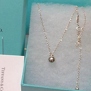 Tiffany & Co. - TIFFNYハードウェアボールペンダント8㎜