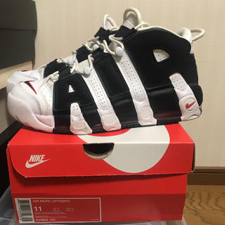 NIKE - NIKE AIR MORE UPTEMPO 29センチ