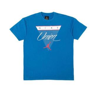 NIKE - union jordan TRIANGLE トライアングル Tシャツ