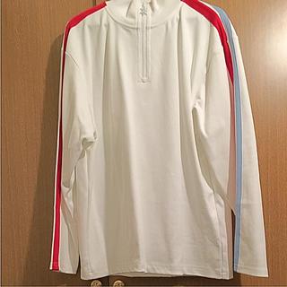 オープニングセレモニー(OPENING CEREMONY)のOpening Ceremony half zip shirt(Tシャツ/カットソー(七分/長袖))