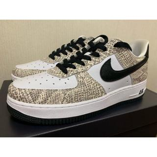 NIKE - NIKE AIR FORCE 1 LOW COCOA SNAKE エアフォース1