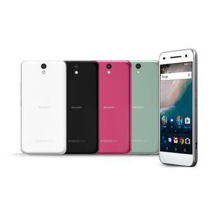 アンドロイド(ANDROID)の新品・送料無料 Y!mobile android One S1 simフリー 白(スマートフォン本体)