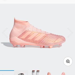 アディダス(adidas)のアディダスサッカースパイク(プレデター 18.1 FG/AG)(サッカー)