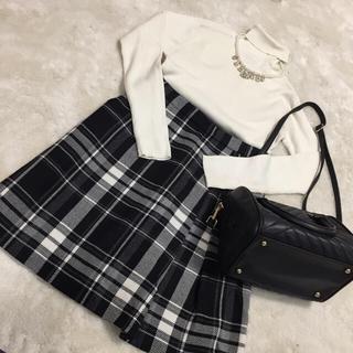 デミルクスビームス(Demi-Luxe BEAMS)のスカートのみ♡Demi-Luxe BEAMS(ひざ丈スカート)