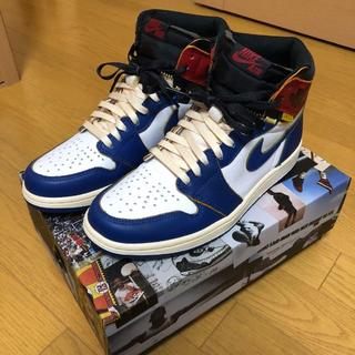 UNION AIR JORDAN 1 HIGH OG NRG 26.5