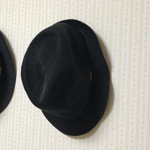 DELUXE(デラックス)のDELUXE デラックス ハット 金ロゴ L メンズの帽子(ハット)の商品写真
