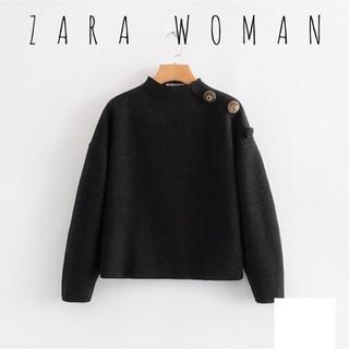 ZARA - 【ZARA  WOMAN】肩モチーフ♡トップス
