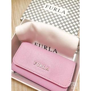 フルラ(Furla)のフルラ 新品 キーケース ピンク(キーホルダー)