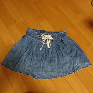 シマムラ(しまむら)の150cm デニムスカート(スカート)