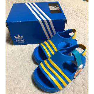 アディダス(adidas)の【mちゃんんん❤︎様】adidas ベビーサンダル 12cm(サンダル)