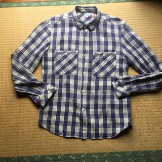 バーンズアウトフィッターズ(Barns OUTFITTERS)のチェックシャツ BARNS(シャツ)