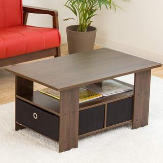 【新品】【お買い得】センターテーブル(ローテーブル)