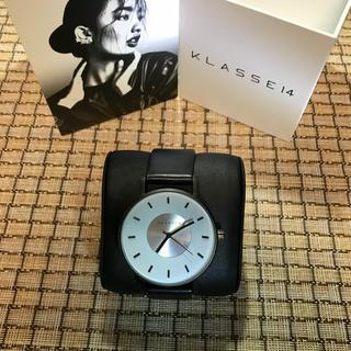 ダニエルウェリントン(Daniel Wellington)のKlasse14  42㎜  メンズ レディース ホワイト (腕時計(アナログ))