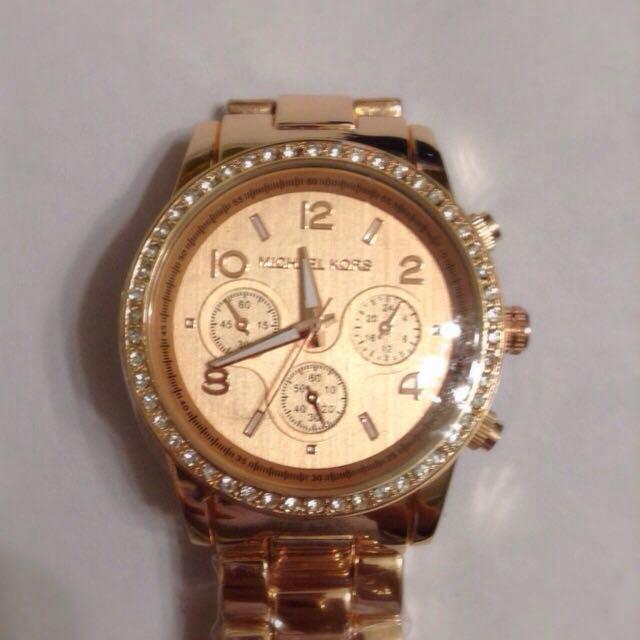 Michael Kors(マイケルコース)のMichael Kors レディースのファッション小物(腕時計)の商品写真