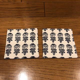 マリメッコ(marimekko)のコースター マリメッコ ピックルース(キッチン小物)