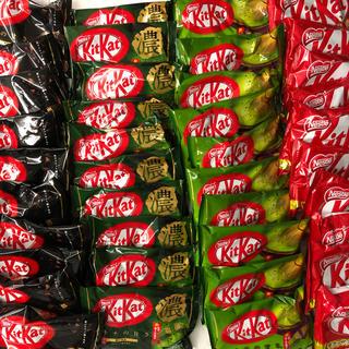 ネスレ(Nestle)の★チョコレート沢山★キットカット クリスマス お正月 お菓子 デザート 贈り物(菓子/デザート)