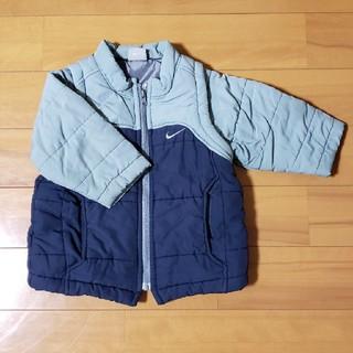 ナイキ(NIKE)のナイキNIKE★中綿ジャケット ジャンパー 80cm(ジャケット/コート)