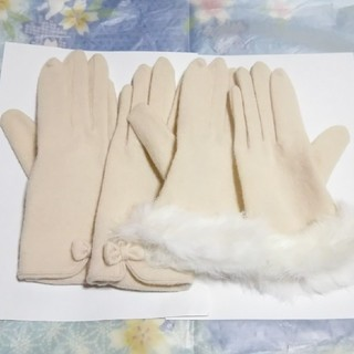 コムサイズム(COMME CA ISM)の【専用商品】レディース 手袋 COMME CA ISM 2点セット(手袋)