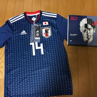 アディダス(adidas)の日本代表ユニフォーム 乾(スポーツ選手)