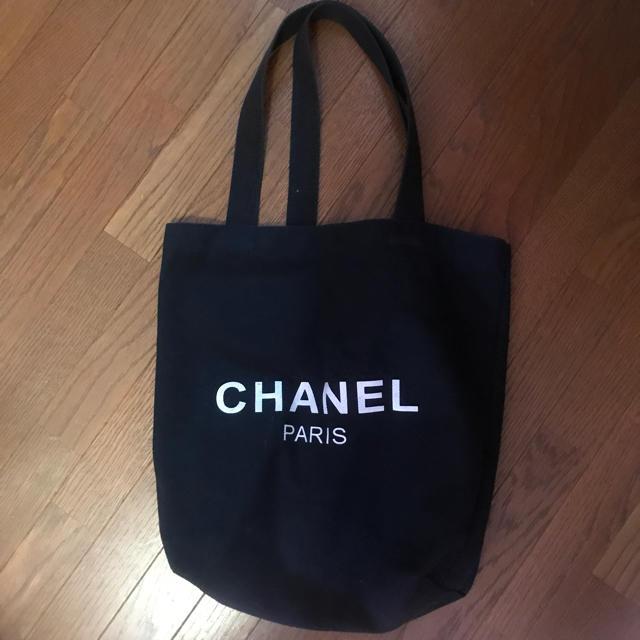 e89e97064734 CHANEL(シャネル)のCHANEL ノベルティ トートバッグ レディースのバッグ(トートバッグ)