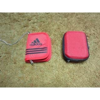 アディダス(adidas)のadidasサイフとおまけ1個(財布)