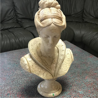 石膏像 イタリア製(彫刻/オブジェ)