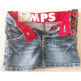エムピーエス(MPS)のデニムスカート ポップ ♫(スカート)