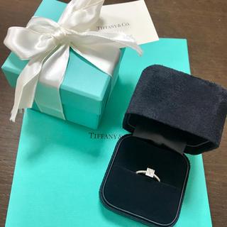 ティファニー(Tiffany & Co.)のTiffany プリンセスカット リング(リング(指輪))
