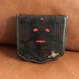 87f4ae75b16b ヴィヴィアンウエストウッド(Vivienne Westwood)のヴィヴィアン 財布 メンズ ドクロ スカル(財布)