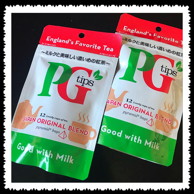 Unilever(ユニリーバ)の【PG tips】紅茶 ティーパック 食品/飲料/酒の飲料(茶)の商品写真